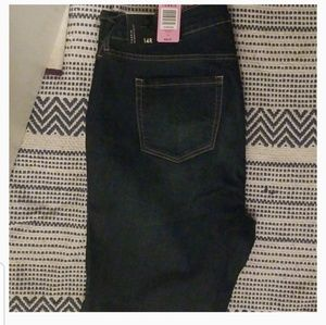 NWT Torrid Dark Jean's size 14 curvy dusk